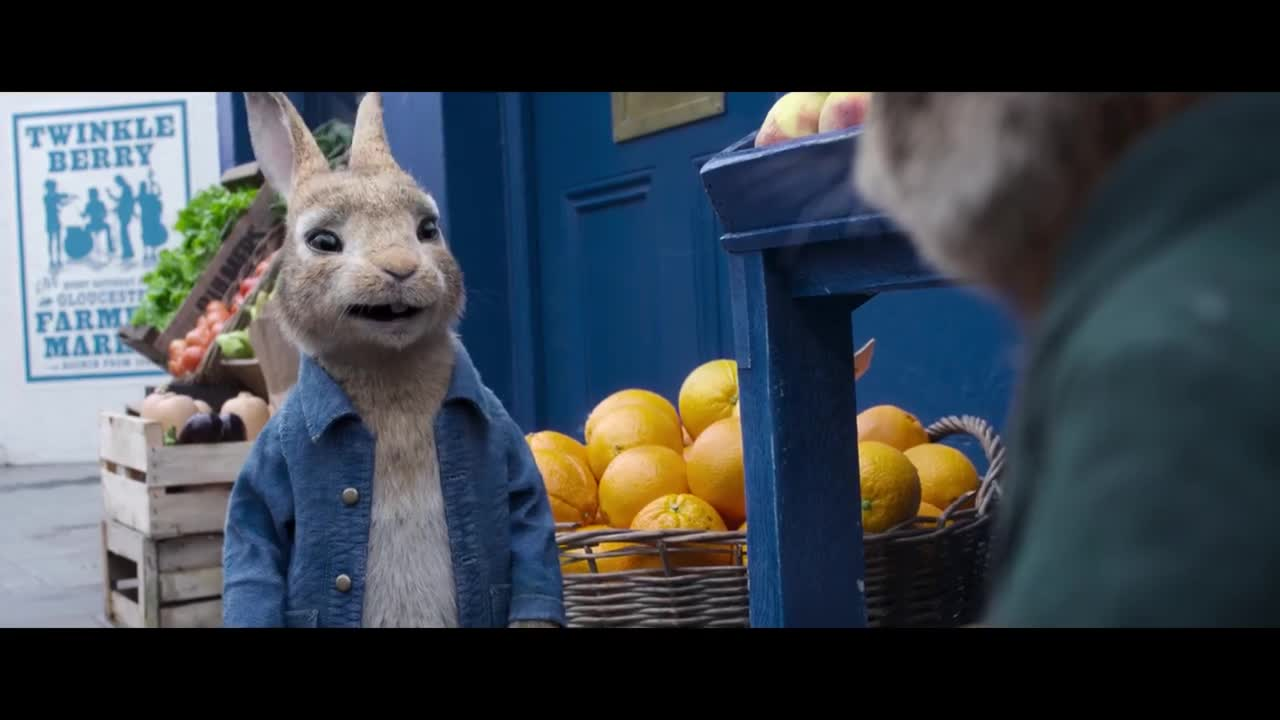 Peter Rabbit 2The Runaway Screen Shot 2