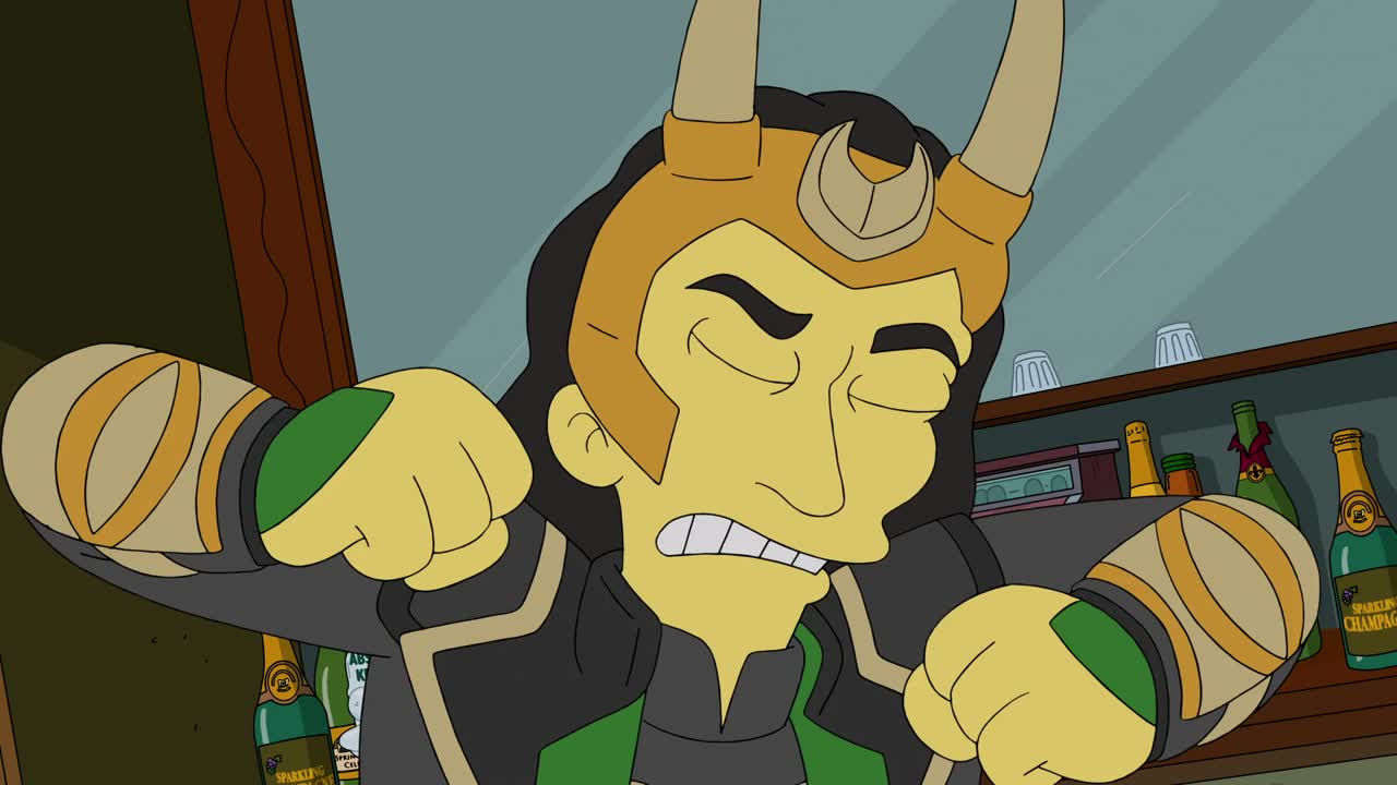 The Good The Bart and The Loki Screen Shot 1