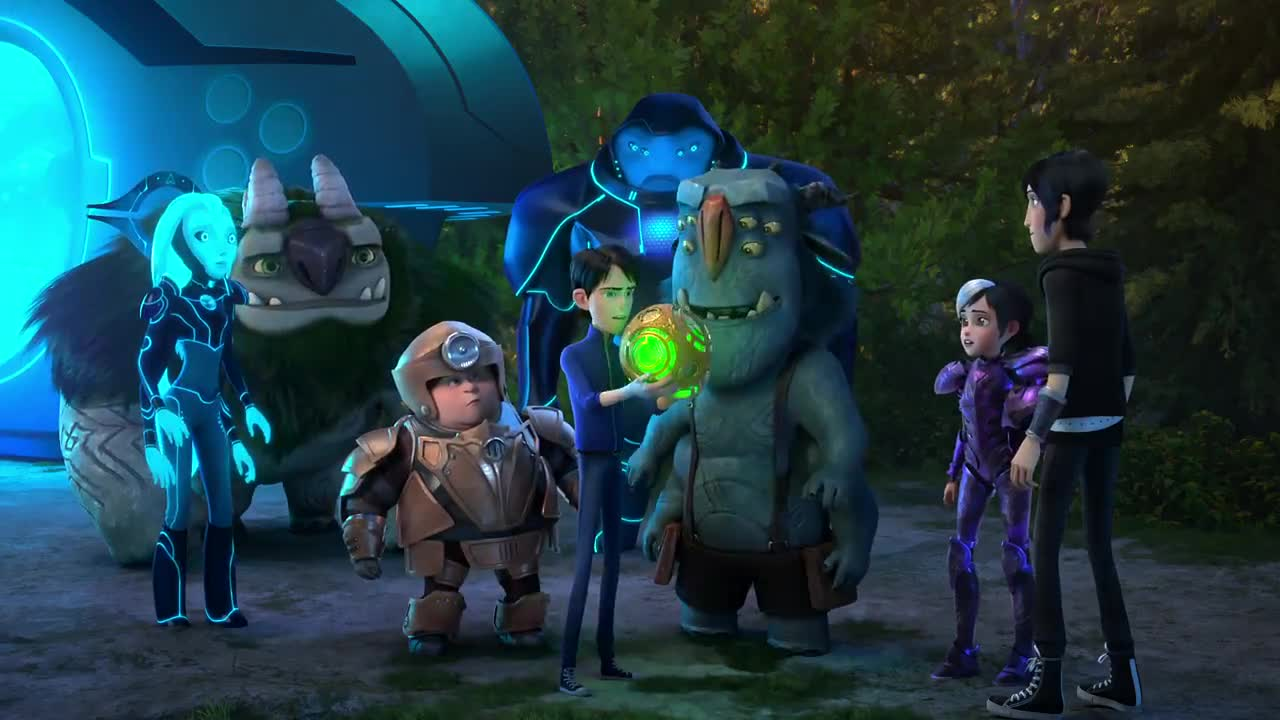 Trollhunters Rise of the Titans Screen Shot 1