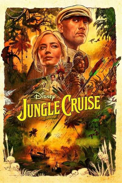 Jungle Cruise 2021 Movie Download 720p & 480p in Full HD