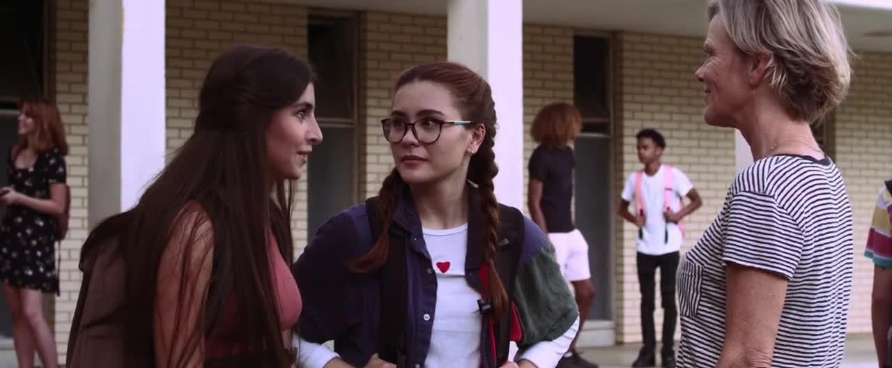 Teenage Vampire Screen Shot 1