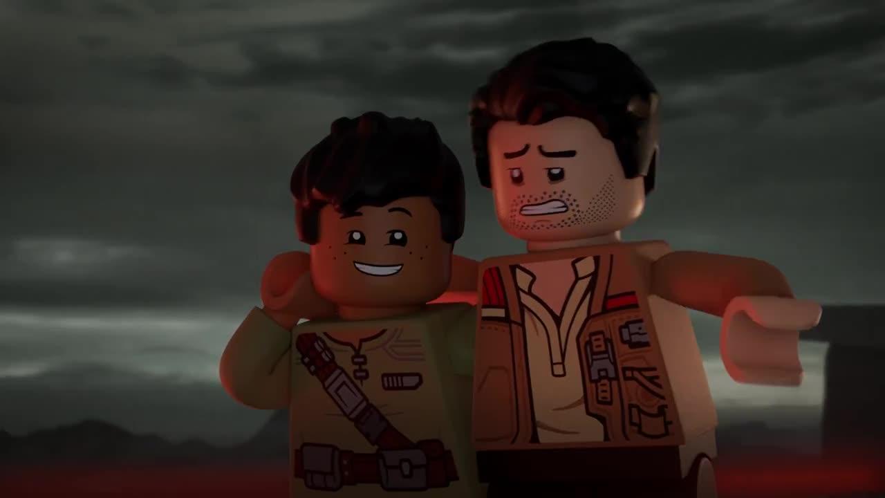 LEGO Star Wars Terrifying Tales Screen Shot 1