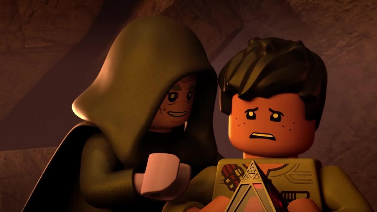 LEGO Star Wars Terrifying Tales Screen Shot 2