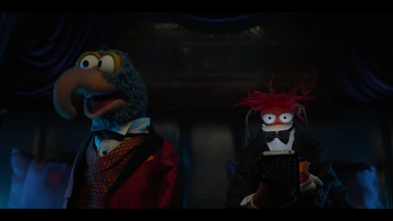 Muppets Haunted Mansion Screen Shot 2
